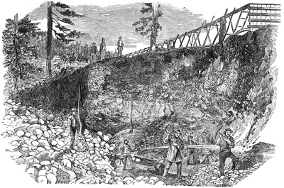 "Aspects of the ""Dahlonega Method"" of gold mining"